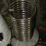 теплообменник для водонагревателя РВ 500