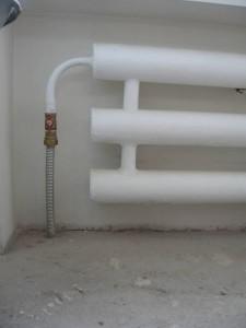 Монтаж радиаторов и регистров отопления