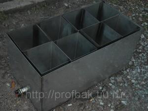 Производство баков и емкостей из нержавеющей стали
