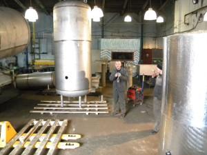водонагреватели промышленного типа